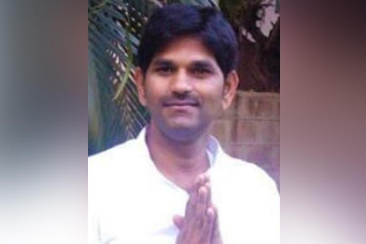 Ktaka Cong MLA Ganesh who assaulted another MLA seeks bail saying he is unwell