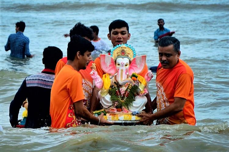 Seven killed in accidents during Ganesh immersion across Andhra