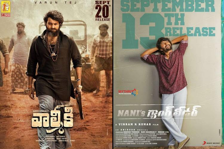 Gang Leader vs Valmiki box-office clash averted