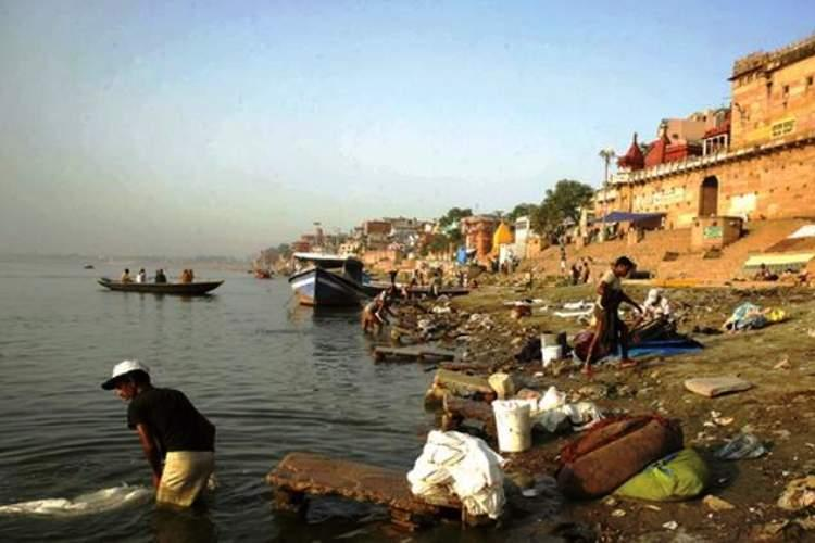 Just spending money wont clean Ganga need radical plan to stop sewage say experts