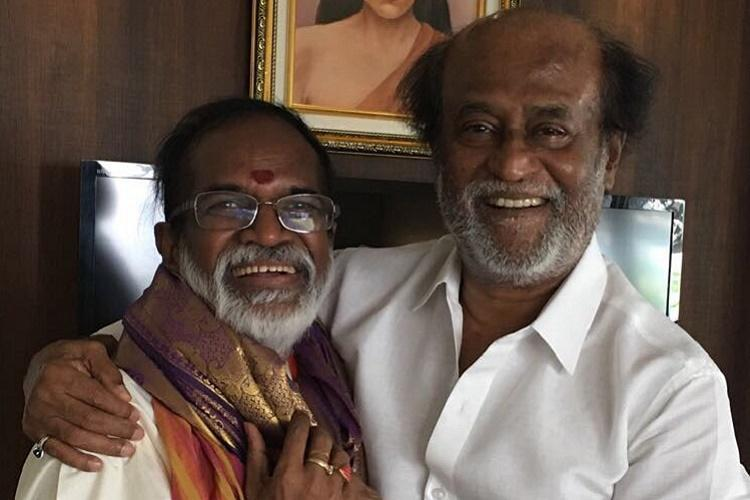 Rumours of Rajinikanth's support to BJP candidate: Actor issues statement