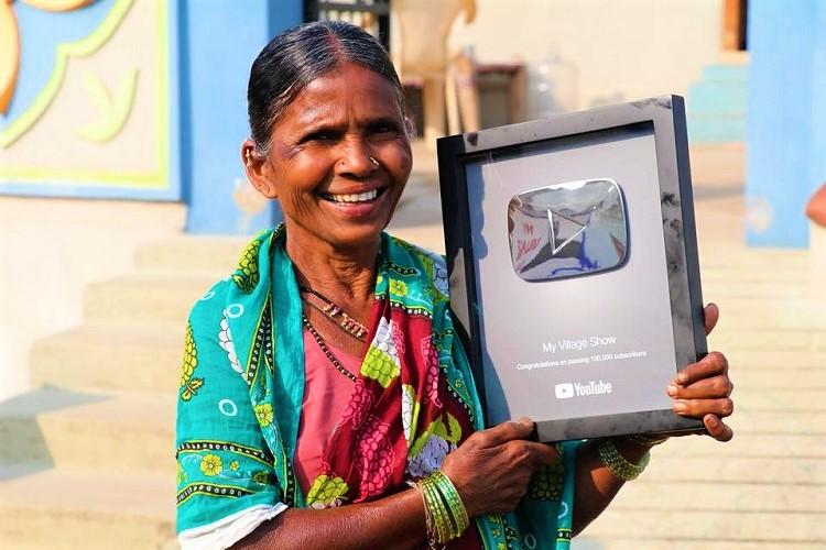 From paddy fields to Tollywood Meet Gangavva Telanganas 60-yr-old YouTube sensation