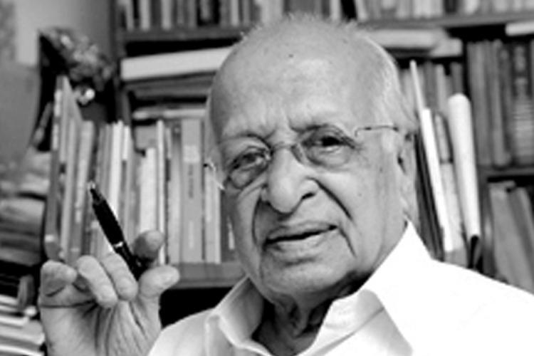 Kannada literary stalwart Ganjam Venkatasubbiah passes away at 107