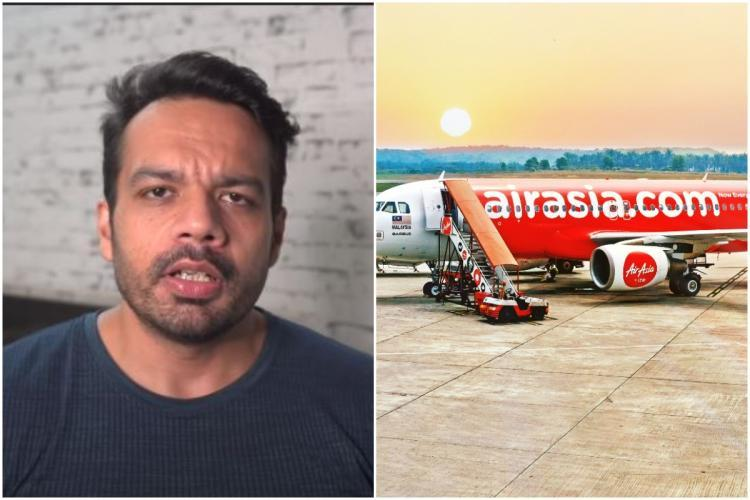 Airasia pilot who alleged safety violations