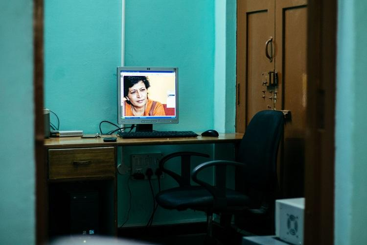 A year after Gauri Lankeshs death her newsroom comes alive again with Nyaya Patha