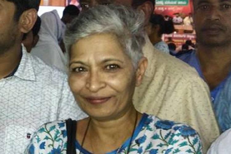 Lighting dim difficult to identify killers Police probe CCTV footage in Gauri Lankesh murder