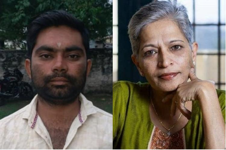 Gauri Lankesh murder SIT nabs man suspected to be the shooter