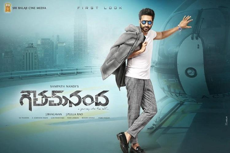 Gopichand isnt playing dual roles in Gautam Nanda