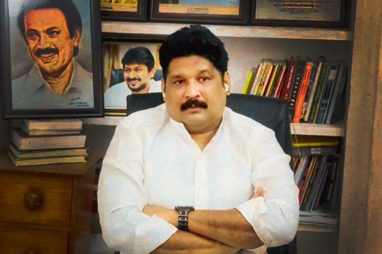 ED attaches DMK MP Gautham Sigamanis property worth Rs 86 crore