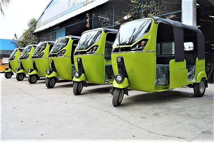 Hyd-based Gayam Motor Workss Smart Autos find a market in Nepal