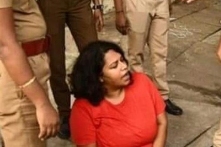Ive slammed religious persecution in Pak Chennai Kolam protester Gayatri speaks up