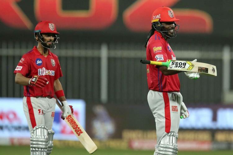 KXIP win fifth match in a row in IPL 2020 as they beat KKR by 9 wickets