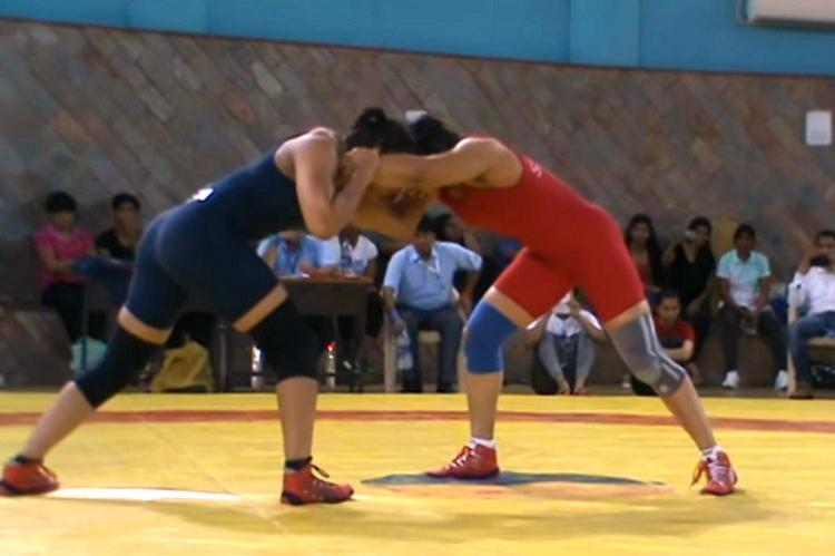 Dangal of the champions: Watch what happened when Sakshi