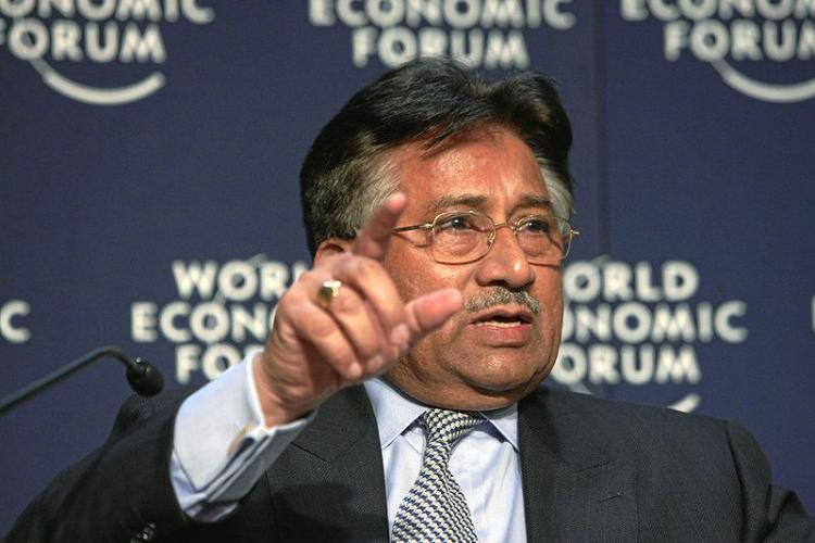 Former Pakistan Prez Musharraf says ISI trains terrorists