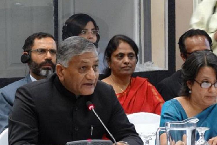 Action to avenge Uri attack must be cool and calculated not in haste VK Singh