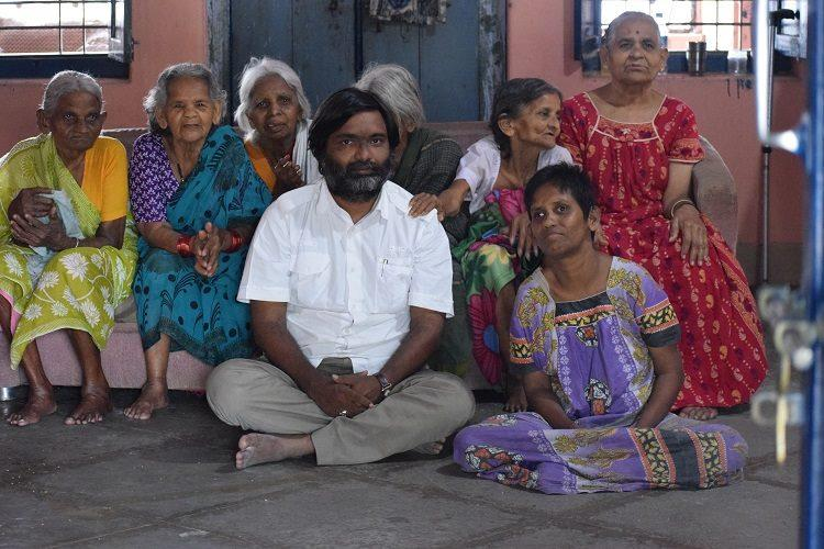 Lighting up lives Meet the Hyd man rescuing the abandoned and elderly from squalor