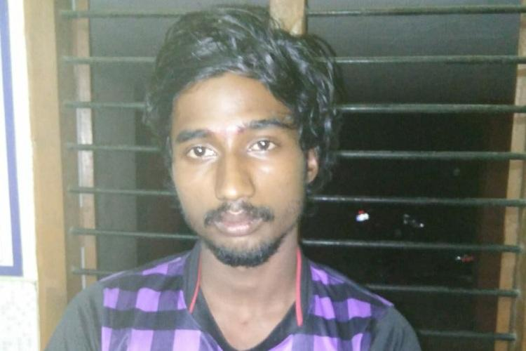 History sheeter who eloped with minor caught Duo survived in a Kerala forest for 23 days