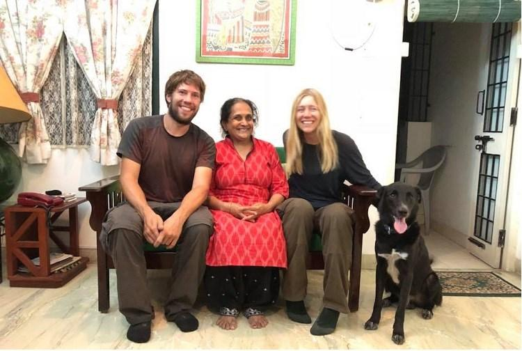 Watch German couples reunion with lost dog in Chennai after 3 months will move you