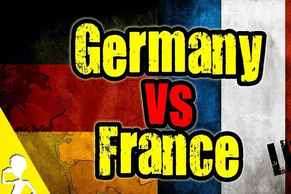 Germany v France The contests that will decide the game