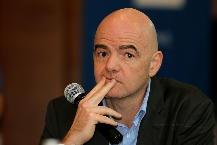 India a football boom waiting to happen reckons FIFA chief