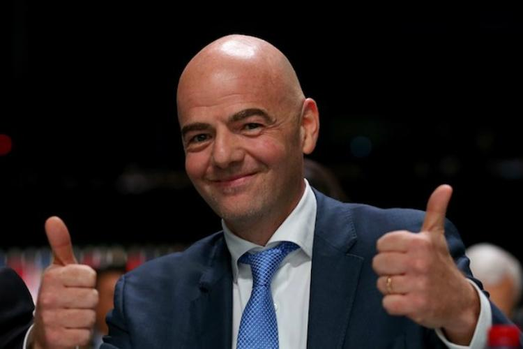 2018 World Cup in Russia best ever says FIFA head Infantino