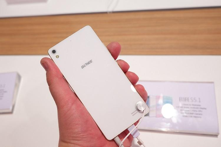 Chinese smartphone maker Gionee officially files for bankruptcy Report