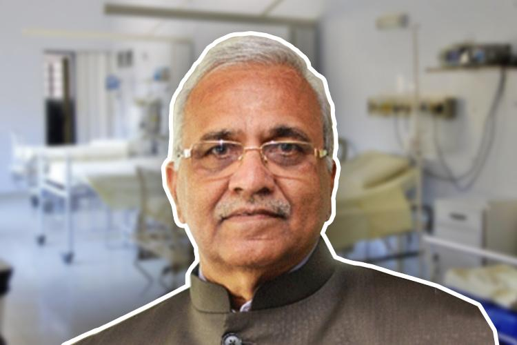 Will need 2000 more ICU beds in Bengaluru if infection spreads An expert tells TNM