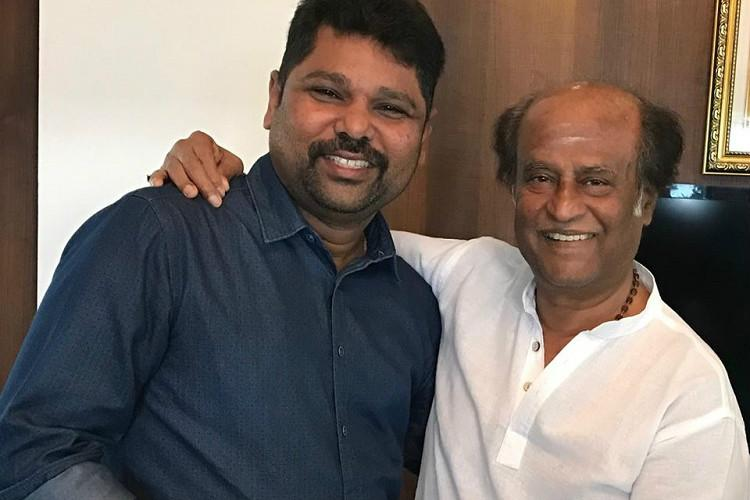 Freshdesk founder who bought his whole team tickets for Kabali has his dream meeting