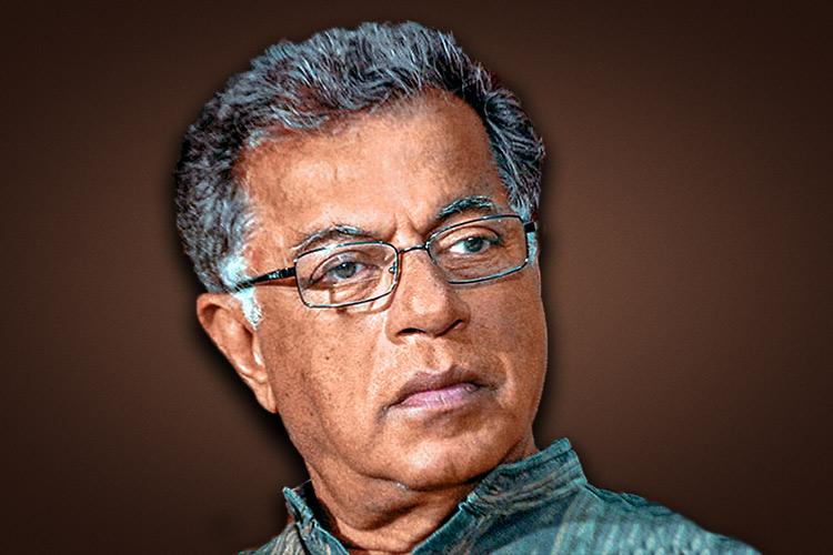 Girish Karnad the Master of Transcendence TM Krishna writes