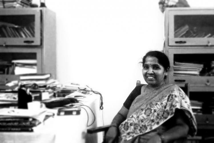 For Gogu Shyamala being Dalit and woman is survival beyond victimhood and outside of it