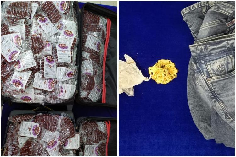 182 kilos of gold 265 kilos of saffron seized by customs at Chennai airport