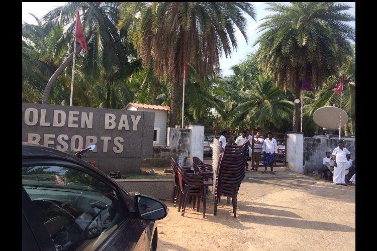 The Sasikala verdict Mood inside Golden Bay Resort on Day 6
