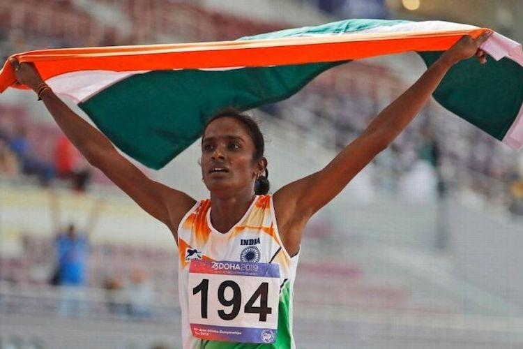 Shocked at reports that I tested positive for banned substance Athlete Gomathi