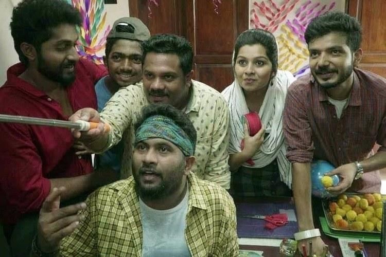 Goodalochana Review A stale film full of slapstick comedy