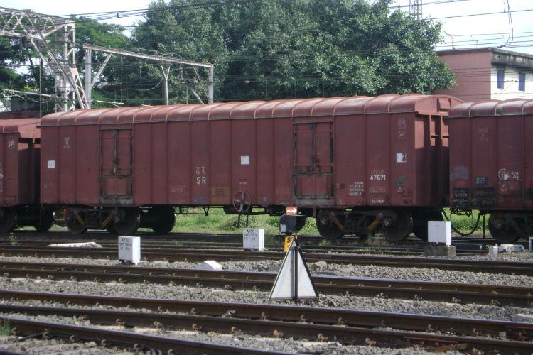 4 years for 1300 km Why a train wagon from Vizag reached its destination super late