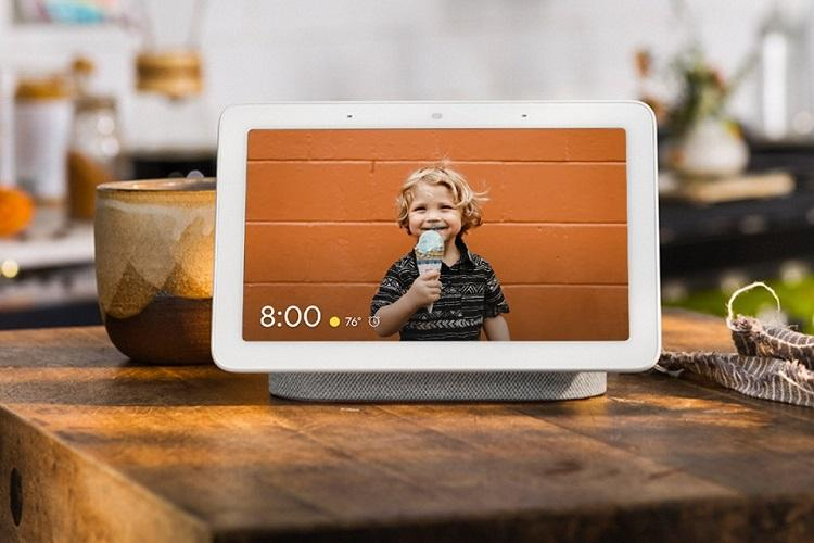 Google Nest Hub review Vivid 7-inch display impressive sound Google Apps integration