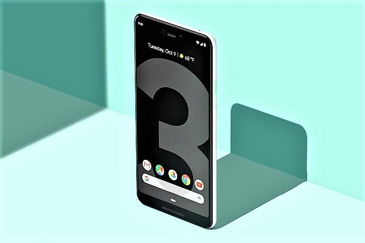 Google launches Pixel 3 3XL with dual front camera Android 90 starting at Rs 71000