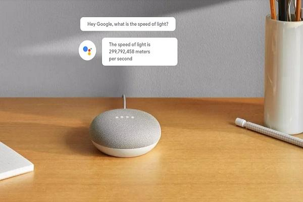Google Looking to Add Multi-Touch to Next-Gen Google Home Hardware