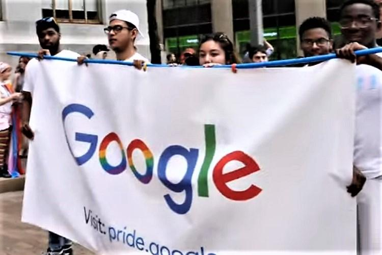 Google warns employees against Pride protests says it violates code of conduct