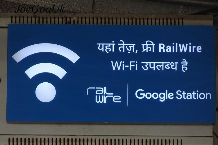 Google to shut down its free public WiFi service at railway stations