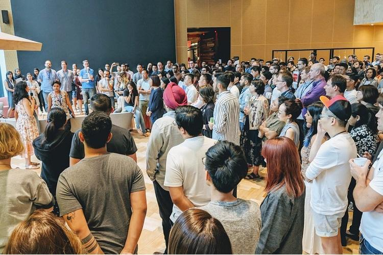 Hundreds of Google employees across globe stage walkout against workplace harassment