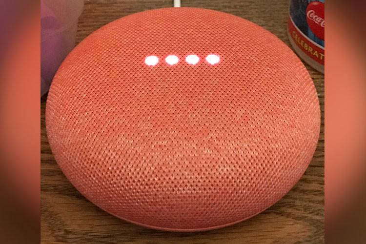 Google Home smart speaker launched in India at Rs 9999