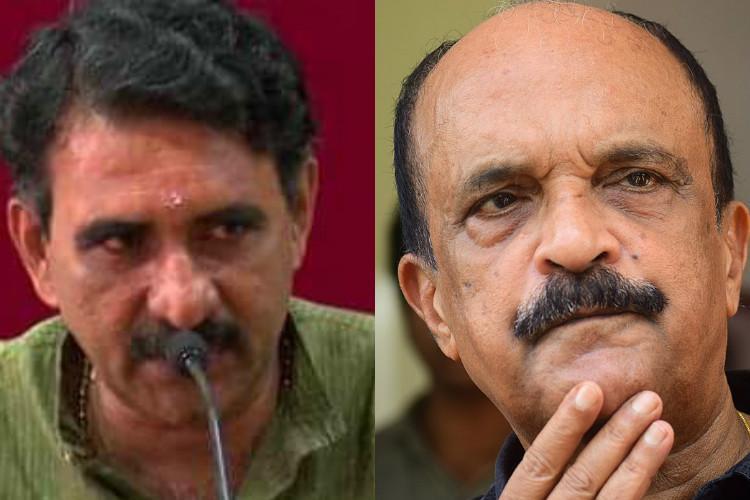 BJP leader threatens Malayalam writer Paul Zacharia for calling Modi Gujarats killer
