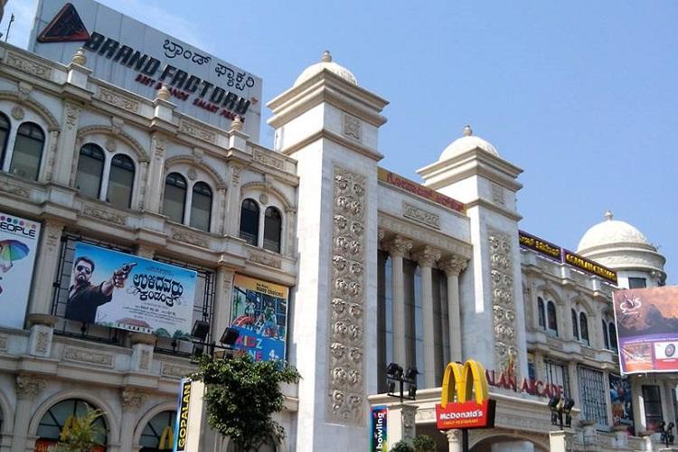 Two city malls that encroached on storm water drains may be demolished BBMP Mayor