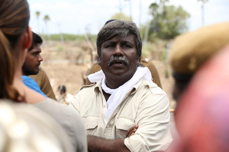 From leaving cinema as a disillusioned teen to making Aramm Gopi Nainars journey
