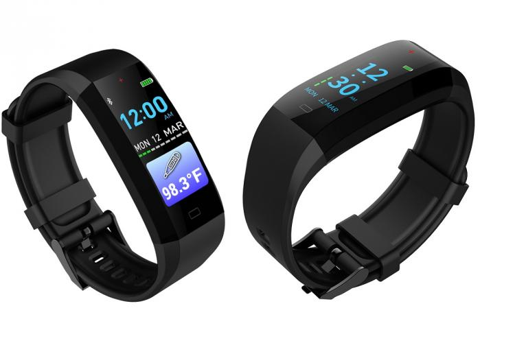GOQii launches wrist band Vital 30 with sensors to detect body temperature