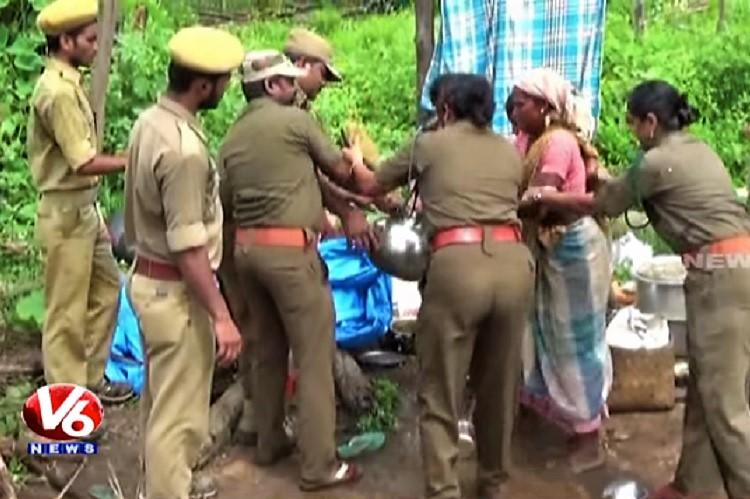 Tribal people on warpath with Telangana forest dept over encroachment of sanctuary land