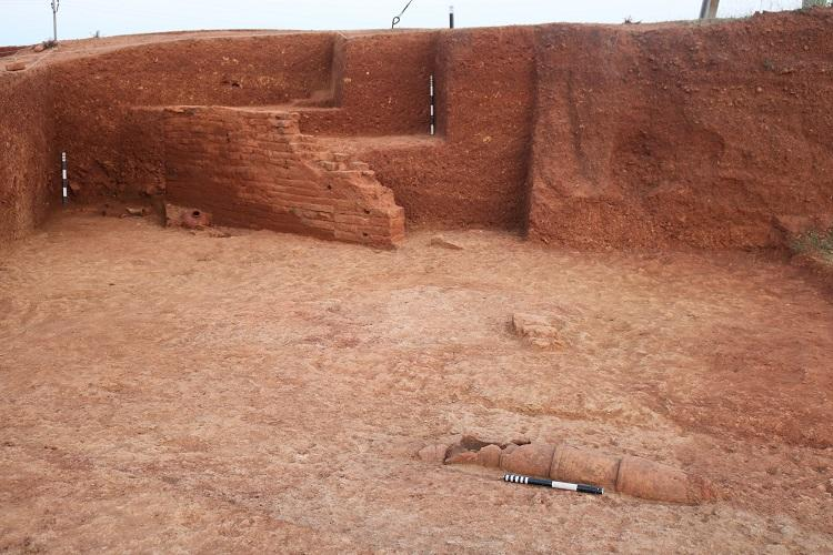 Excavations suggest that Andhras Gottiprolu was a trade centre in early historic period