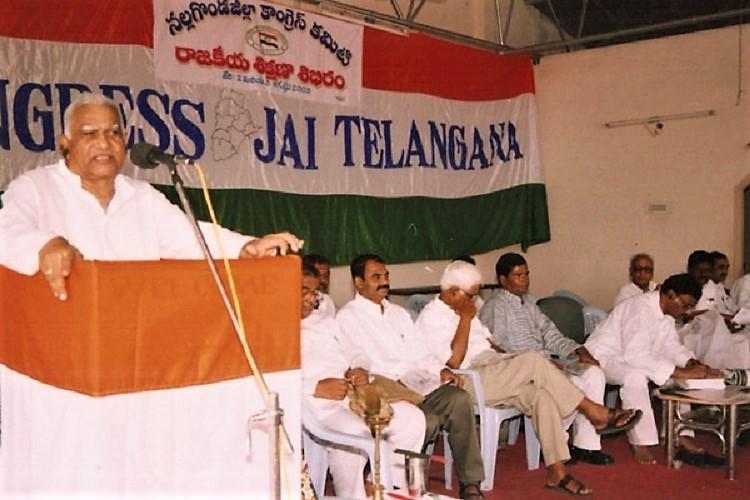 Veteran Congress leader from Telangana P Govardhan Reddy passes away after cardiac arrest