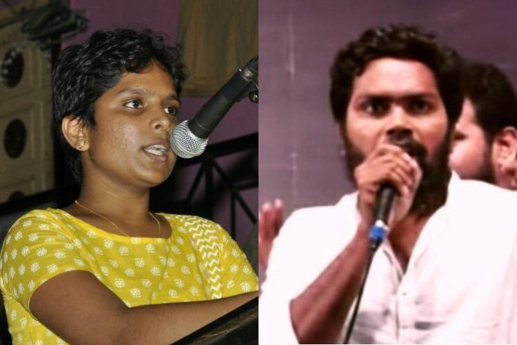 Gowsalya Pa Ranjith meet Hosur victims family slam TN govt on caste killings
